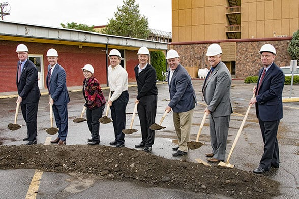 Breaking Ground on New Path Community Housing