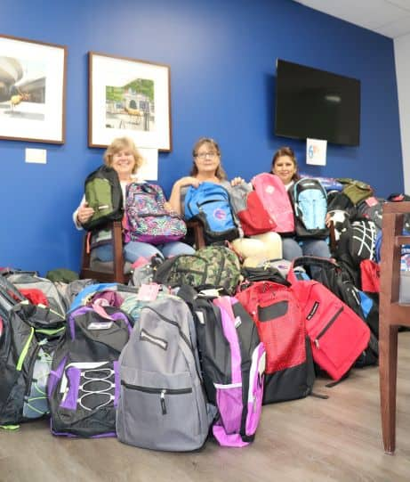 Backpack Giveaway 2021!